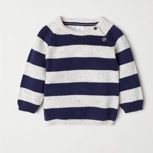 NWT H&M Boys Knit Sweater